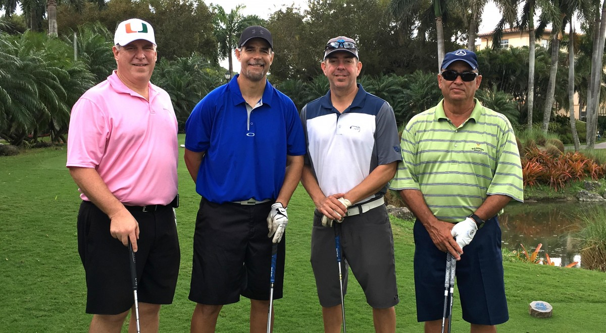 "Boys & Girls Clubs of Miami-Dade's Golf Classic in Memory of ""Bebe"" Rebozo Raises $120,000"