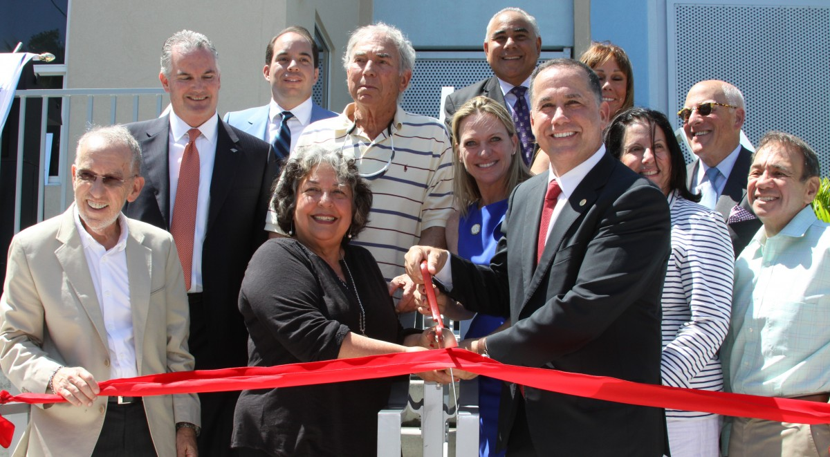 boys girls clubs miami dade unveiled new south beach club may grand opening ribbon cutting ceremony