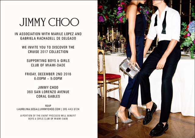 2ed7ccd2bd3 Jimmy Choo Invites You to Discover the Cruise 2017 Collection ...